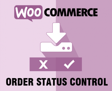 HandMade WooCommerce Order Status Control Plugin for WordPress